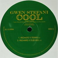 "GWEN STEFANI ""COOL (REMIXES)"" 2005 12"" VINYL 4 MIXES B0005480 ~RARE~ *SEALED*"