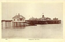 POSTCARD     KENT   MARGATE   The   pier
