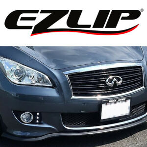 Original EZ LIP BODY KIT TRIM WING SPOILER SPLITTER for NISSAN INFINITI EZLIP