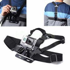 Chest Harness Strap Band Mounts for Gopro HD Hero 2 3 4 SJCAM SJ4000 Adjustable