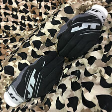 New Jt Tournament Paintball Full Finger Gloves - Black - X-Large