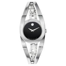 Movado Amorosa Stainless Steel Ladies Watch 0606394-AU