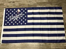 Los Angeles Dodgers Banner 3x5 Feet flag MLB. Same Day Shipping From CA