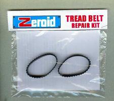 Tread Belts *NEW* Zeroid Zeroids Matt Mason Zerak, Zintar, Zobar, Zemo Ideal