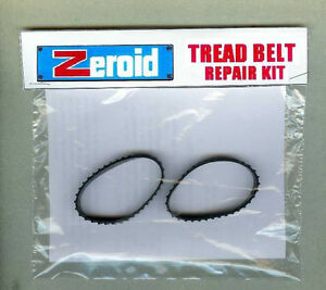 Tread Belts Tracks Zeroid Robot NEW Matt Mason Zerak, Zintar, Zobar, Zemo Ideal