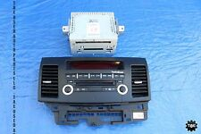 2012 MITSUBISHI EVOLUTION X MR OEM ROCKFORD FOSGATE CD RADIO PLAYER EVOX #322