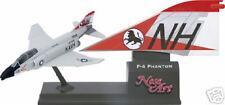 CORGI Diecast F-4 Phantom II 2 USS Kitty Hawk Nose Art Showcase Top Gun F4 NEW
