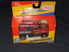 Tonka Scramblers Tom's Tree Truck Mib