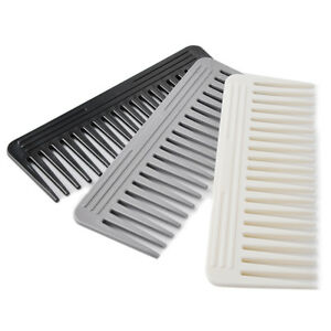 19 Teeth Heat-resistant Large Wide Tooth Comb Detangling Hairdressing Com SALE.