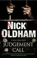 Judgement Call (A Henry Christie Mystery)-ExLibrary