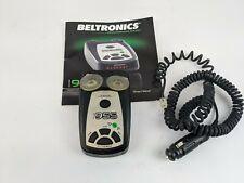 Beltronics Vector 955 Radar Detector w/ Car Dc Adapter