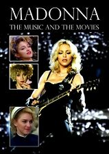 Madonna The Music and the Movies NEW BOOK