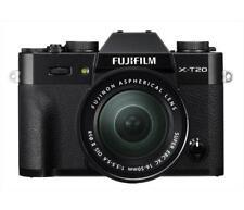 Fotocamere Mirrorless FUJI - X-T20 KIT XC16-50MM BLACK nero Formato APS-C
