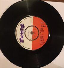 PRINCE TALLIS Who Feels It UPSETTERS Chapter 2 UPSETTER US383 1972 VINYL EX