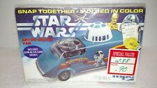 MPC STAR WARS R2 D2 VAN BRAND NEW SEALED SNAP TOGETHER