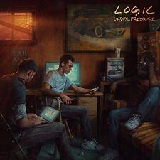 LOGIC-UNDER PRESSURE (GATE)  VINYL LP NEW