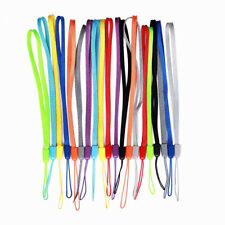 20PCS Lanyard Hand Wrist Strap Rope Band Colorful Camera U Disk Phone Accesories