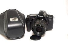 Canon EOS 650 mit EF 3,5-4,5/35-70mm und Bereitschaftstasche