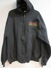 NEW - SHERYL CROW CONCERT MUSIC BAND ZIP UP HOODIE SWEATSHIRT EXTRA LARGE