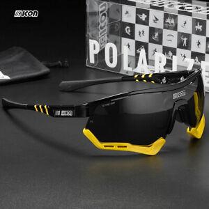 Men Cycling Sunglasses Man Woman Polarized Goggles Photochromatic Sports Glasses
