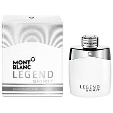 Parfum MONT BLANC LEGEND SPIRIT EAU DE TOILETTE 100ML Neuf et sous blister