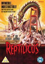 Reptilicus [DVD], 5030697036155