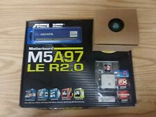 Asus m5a97 le r2.0, AMD FX-4170, Stock AMD CPU Fan, And Adata 4GB DDR3 Ram Combo