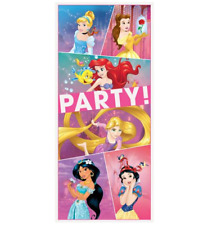 Disney Princess Birthday Party Door Poster Banner (Design 2)