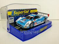 Slot Car Scalextric Superslot H3948 Ford Daytona Prototype 2014 12 Hours Sebring
