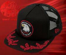 New Volcom Freedom Cheese New Era Mens Trucker Snapback Cap Hat