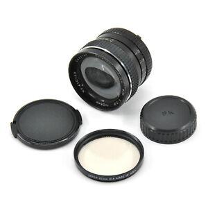 CLA'd Dyna-Coated Optics Coastar 28mm F2.8 Wide Angle Lens For Pentax K Mount!