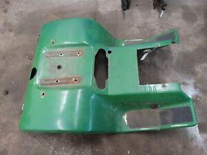 1977-78 John Deere 208 rear fender, wheel wells B36