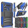 Shockproof Armor Heavy Duty Belt Clip Holster Stand Hard Case Cover For LG V20