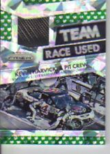 2016 Panini Prizm Team Race Used  Kevin Harvick & Pit Crew 2/149