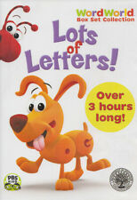 Word World - Lots of Letters (Boxset) New DVD