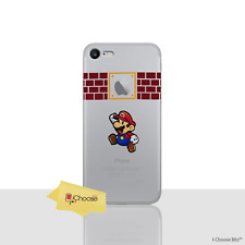 "Cartoon Case/Cover Apple iPhone 6/6s (4.7"") Screen Protector / Silicone / Mario"