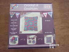 James Galt. Crochet A Cushion. Brand New Boxed. Guaranteed Delivery