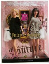 Juicy Couture: Beverly Hills G & P Barbie Doll Giftset (Gold Label) (New)