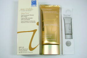 Jane Iredale Glow Time Full Coverage Mineral BB Cream BB11 SPF17 1.7fl oz New