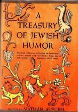"""A Treasury of Jewish Humor"", edited by Nathan Ausubel"