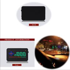 "3.5"" Speed Projector GPS Digital Car HUD Windshield Head Up Display Speedometer"