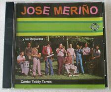 JOSE MERIÑO Y SU ORQUESTA CD MARY LOU REC.  LATIN SALSA INTERNATIONAL RARE OOP