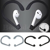 Silicone Anti-Lost Ear Hook Holder for iPhone 7/7 Plus Apple AirPods Earphone