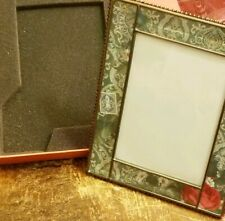"FRINGE At Home 4""x 6"" Scroll and Rose Photo Picture Frame ☆ New w/ Box ☆"
