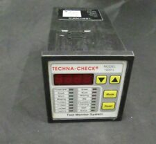 Techna Check Unipower 1600-L HPL403L Tool Monitor System
