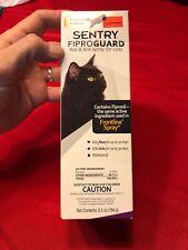 Sentry Fiproguard Flea & Tick Spray For Cats 6.5 Oz.
