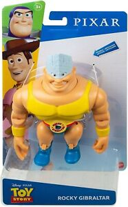 Toy Story Posable Rocky Gibraltar Action Figure
