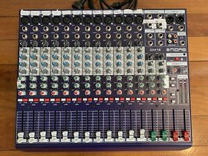Pro Audio Sound Mixer 12/16 Channel Midas DM16