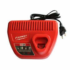 230V Li-ion Charger for Milwaukee 12V Li-ion M12 12 Volt 48-11-2401 48-11-2402
