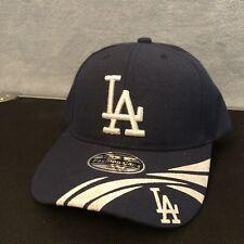 Los Angeles LA Dodgers Blue Adjustable Hat. Sports Cap. MLB Baseball Gear New